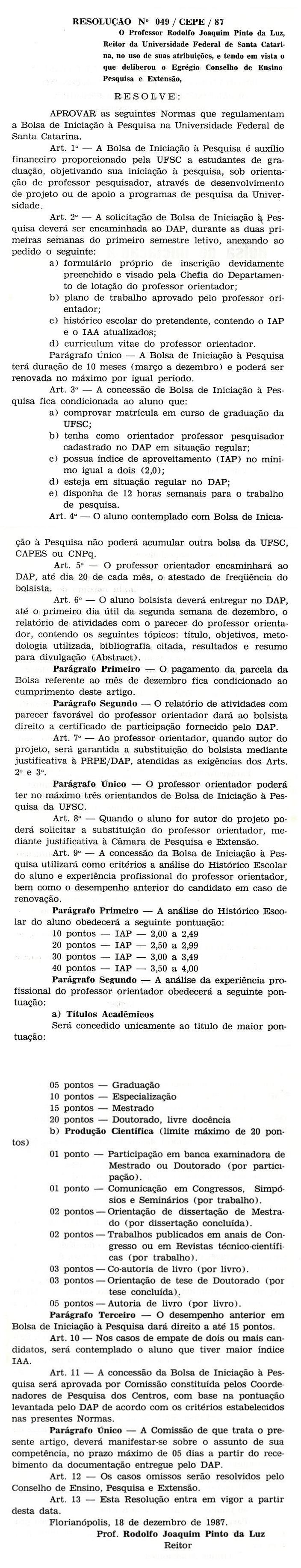 Resolução_049/CEPE/87